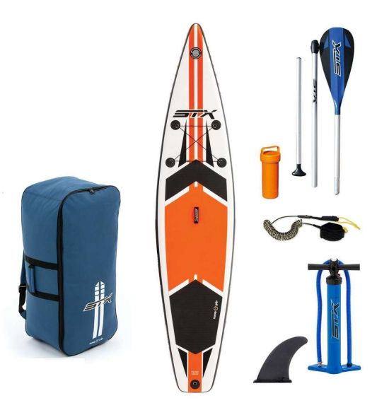 stx sup inflatable tourer 11 6 orange 2018