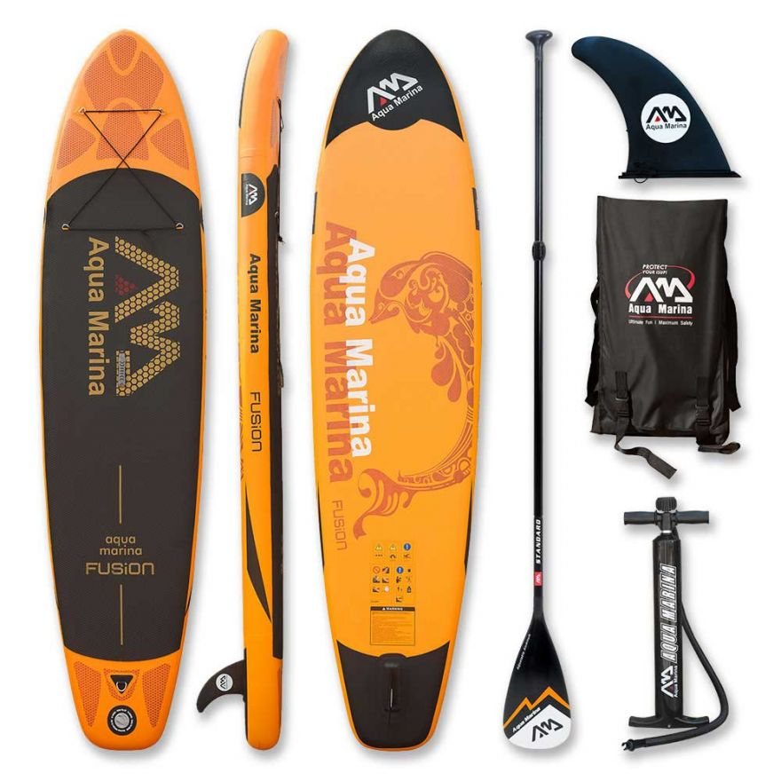 stand up paddle board sup fusion inflatable accessories